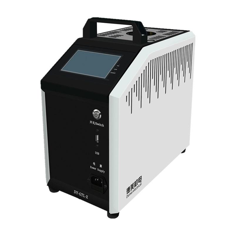 DY干体炉/干阱炉/ 干体式温度校验炉/温度计量炉(-35-150℃)