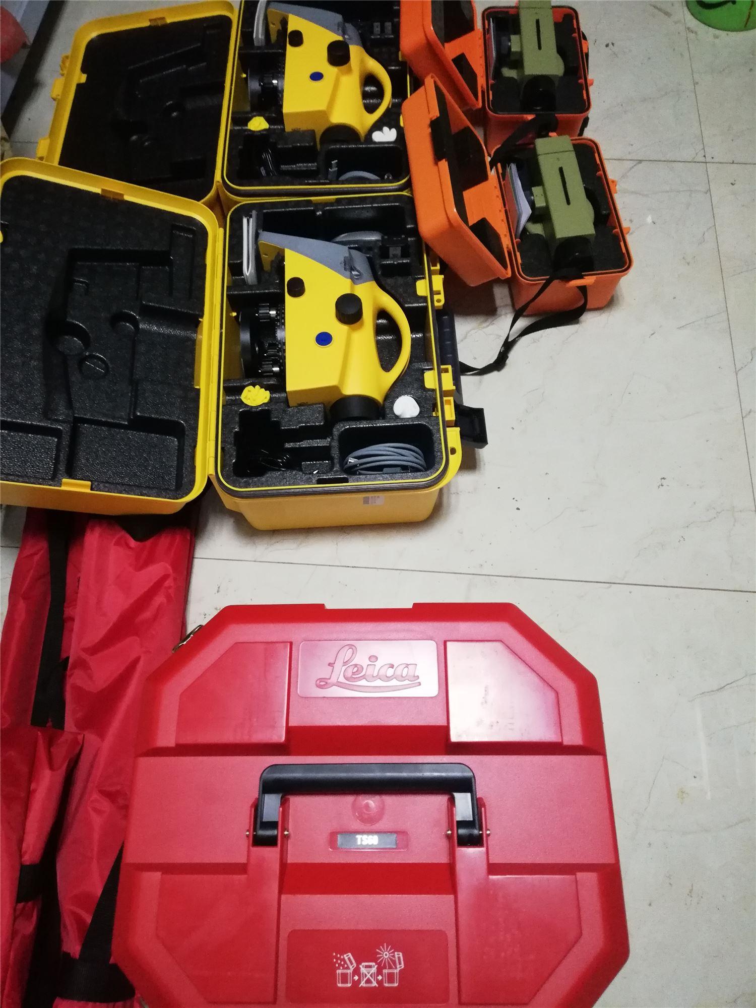 徕卡TS60交货培训