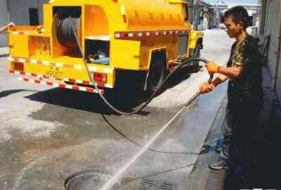 污水管道清洗設備