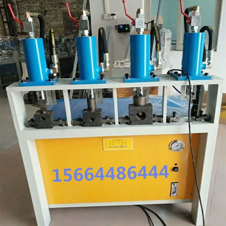 数控液压机 液压冲床 方管冲孔机 不锈钢冲孔机