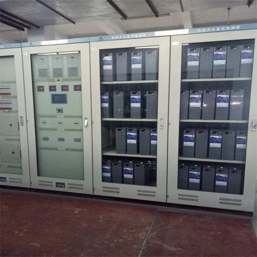 电站安装样例