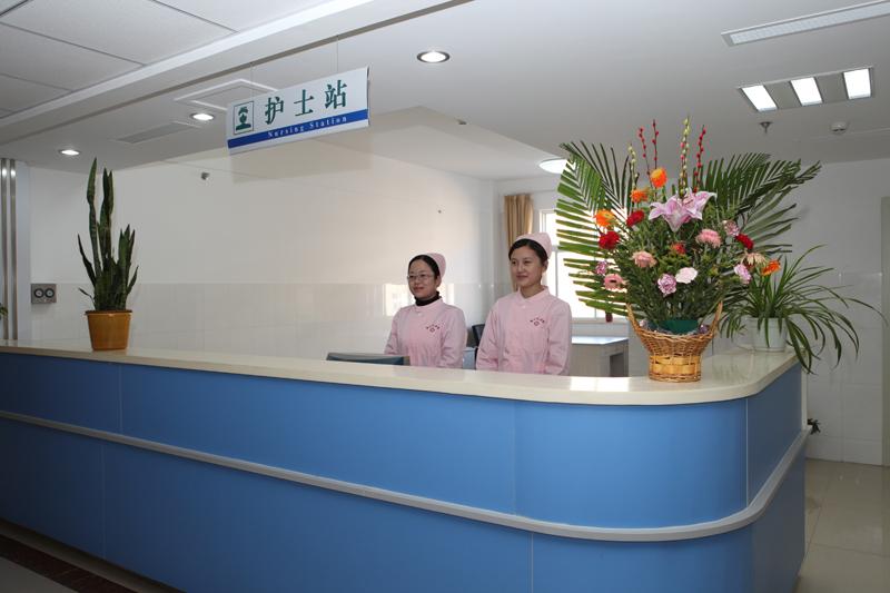 开放式护士站
