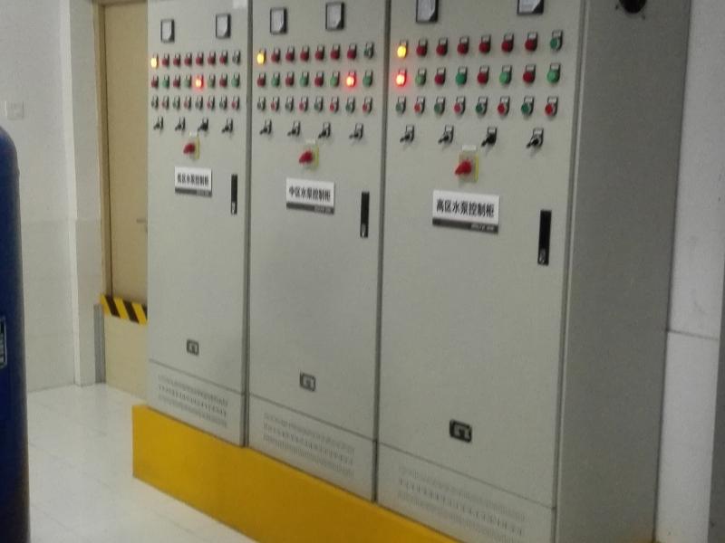 水泵房控制柜