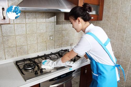 家庭日常保潔