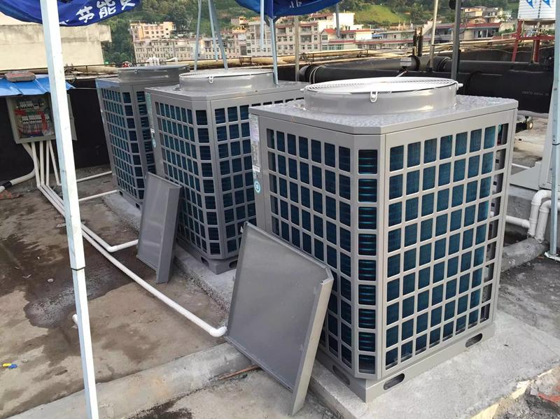 重庆天龙大酒店热水工程
