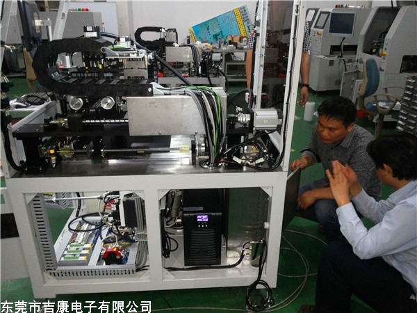 不间断UPS电源应用于镭射打标设备配套