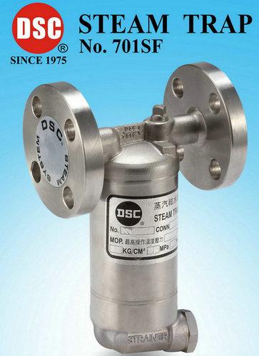 DSC不锈钢倒筒式疏水阀701F
