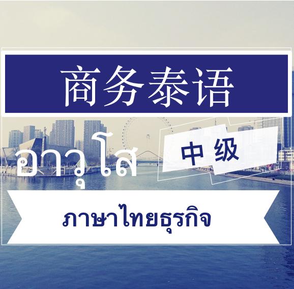 商务泰语中级
