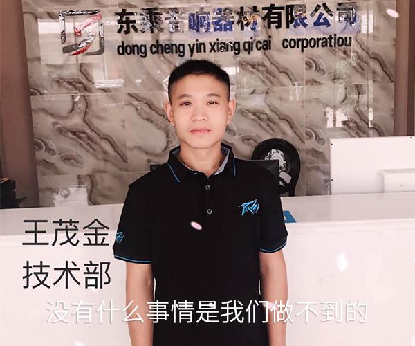 王茂金-技术部