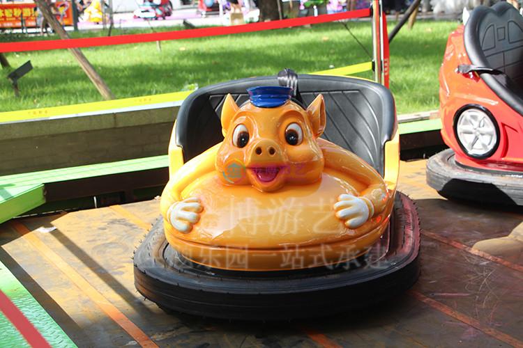 猪猪侠碰碰车,碰碰车游乐设备