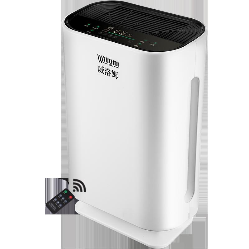空氣凈化器家用除甲醛二手煙臥室辦公室除異味霧霾塵負離子氧吧