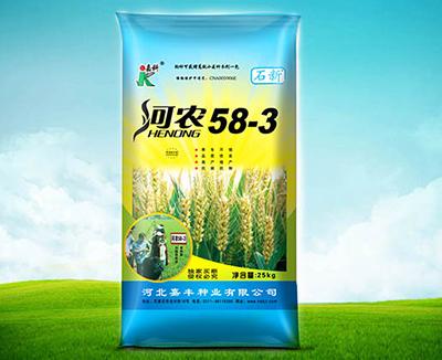 河农58-3