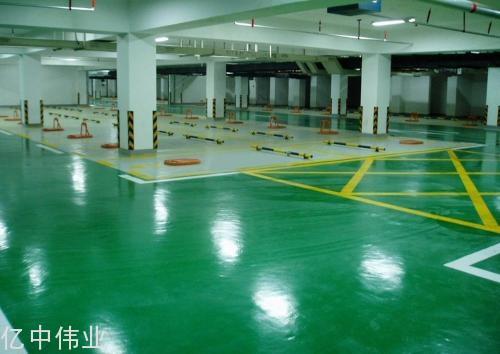 地坪交通设施