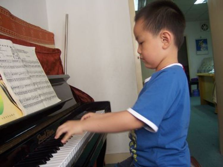 钢琴教学一对一