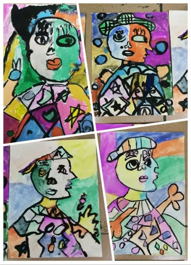 小孩子学画画步骤