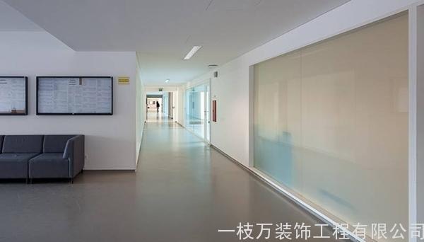 鼎盛办公内墙乳胶漆工程