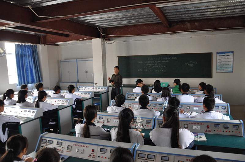 物理实验课