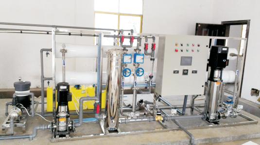 贵州福泉100t/d垃圾渗滤液达标处理工程