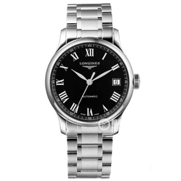 【JF厂】浪琴名匠三针制表传统系列L2.689.4.51.6腕表