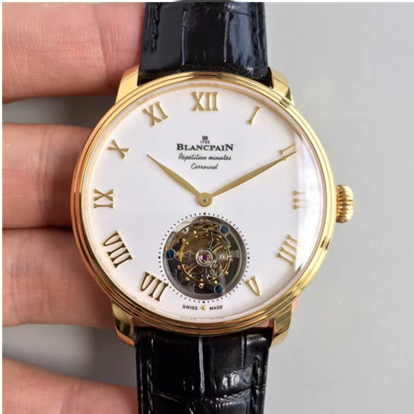 【LH厂】宝珀春宫巨匠系列00232-3631-5陀飞轮黄金腕表