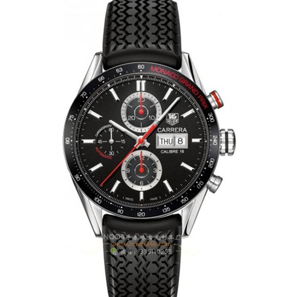 【V6厂】泰格豪雅卡莱拉系列CV2A1F.FT6033计时腕表
