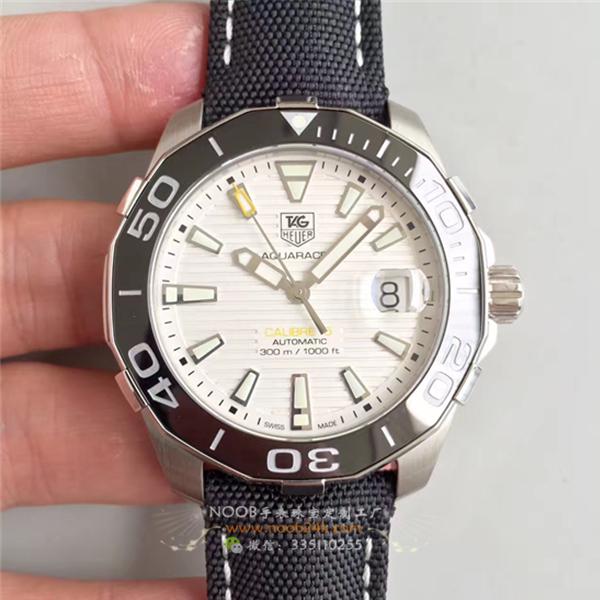 【V6厂】泰格豪雅竞潜系列WAY211A.FC6362瑞士自动机械腕表