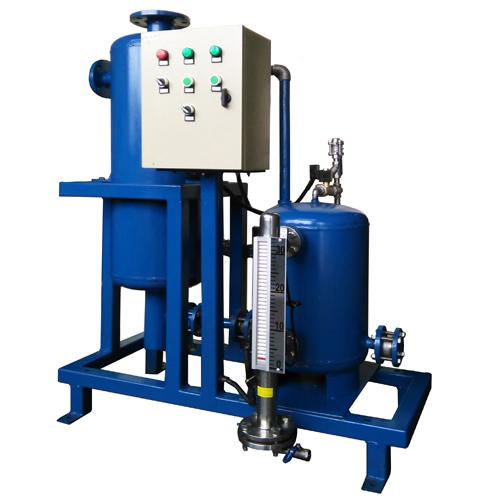 SZP自动疏水加压器(电磁型)