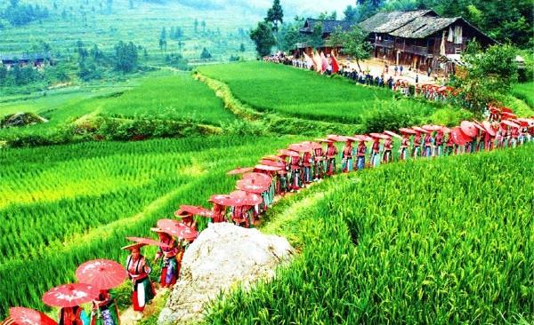 虎形山瑶族文化