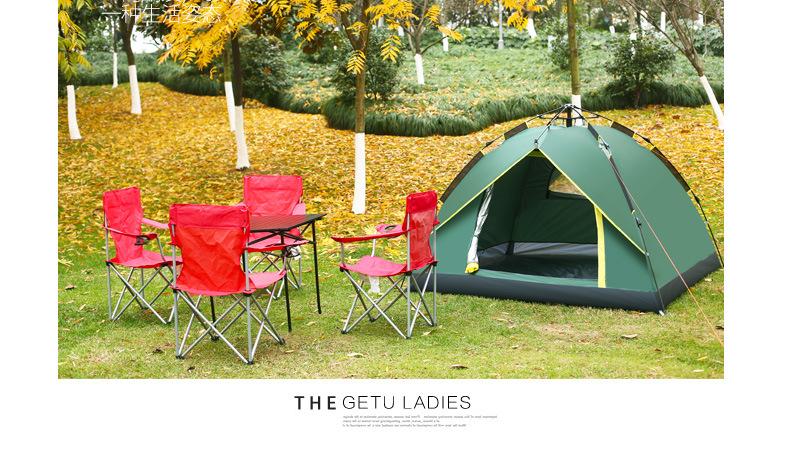 自驾游帐篷