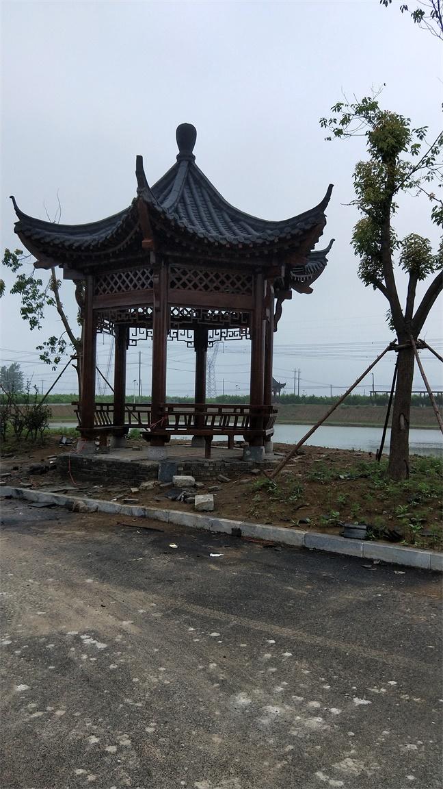 长丰杨庙镇古建亭子-新闻动态-瑞阳木结构|木屋|水泥