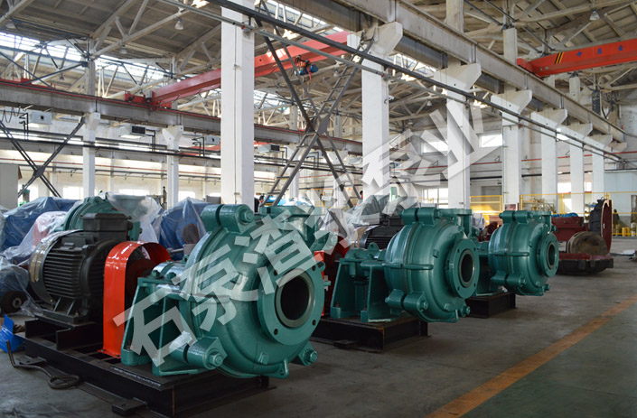 电厂脱硫除灰-脱硫渣浆泵