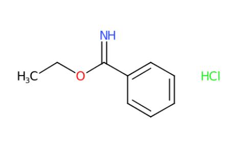 5333-86-8  Ethyl benzimidate hydrochloride