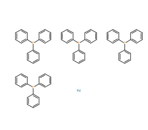 14221-01-3 Tetrakis(triphenylphosphine)palladium