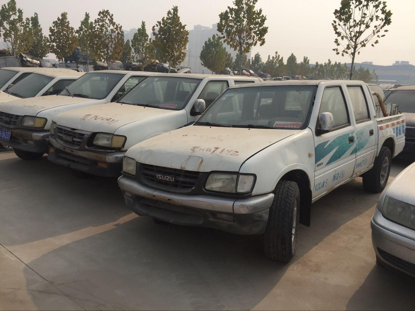 報廢車配件銷售