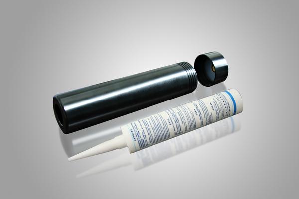 铝合金硅胶筒