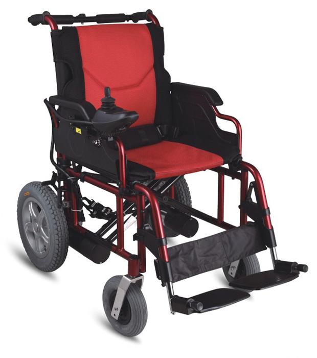 电动轮椅(铝合金)