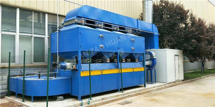 工业废气处理方法:如何做rco废气处理设备环保措施