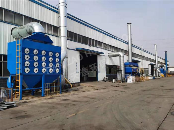重庆废气处理设备公司:工业处理废气设备