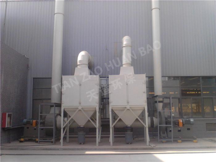 除尘净化设备:矿山选矿厂除尘器