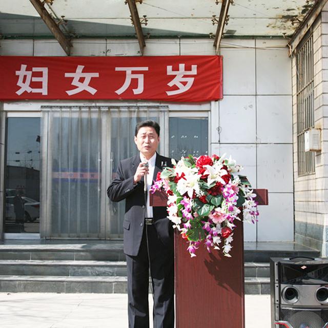"""石家庄天使护士学校欢庆""""三八国际劳动妇女节"""""""