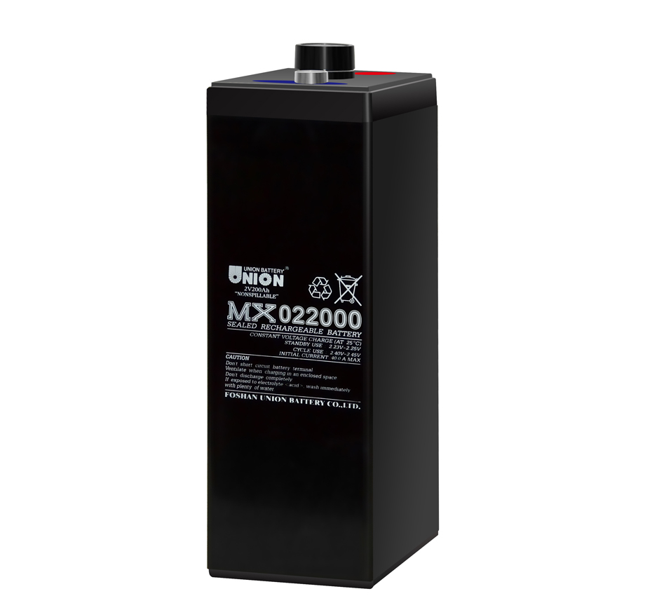 2V系列(电讯、电力)AGM电池2V200AH