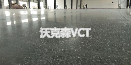 河南创新研霖食品科技有限公司厂房地坪工程