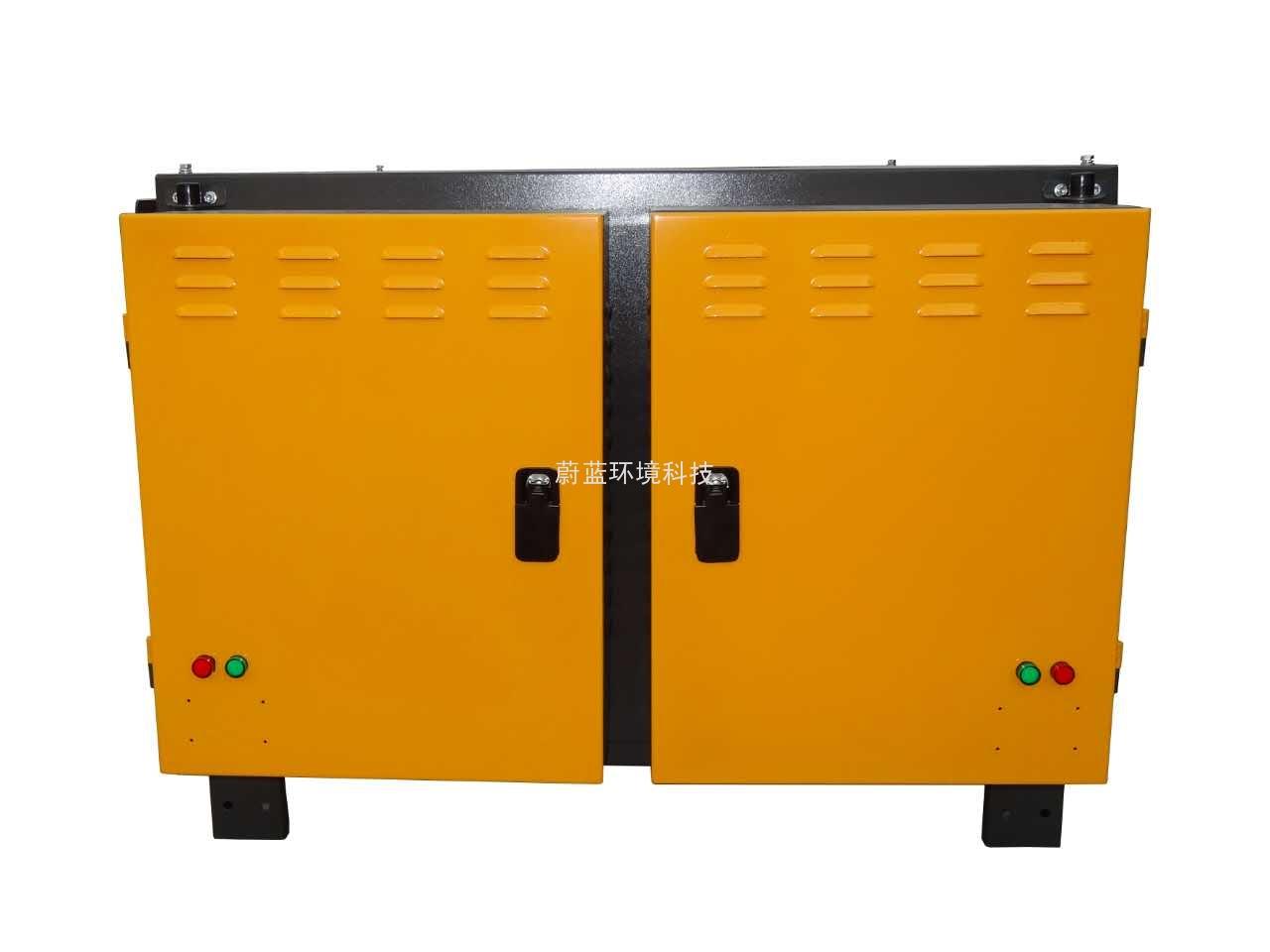 厨房油烟净化器WL160卧式