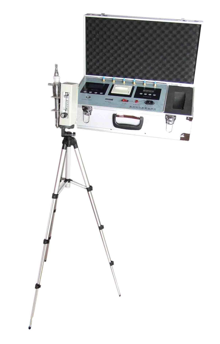 分光度打印十合一甲醛检测仪