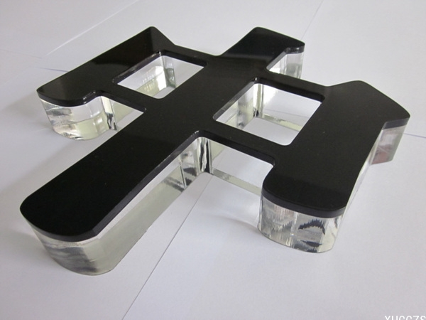 水晶字、PVC字