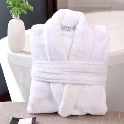 高档宾馆浴袍