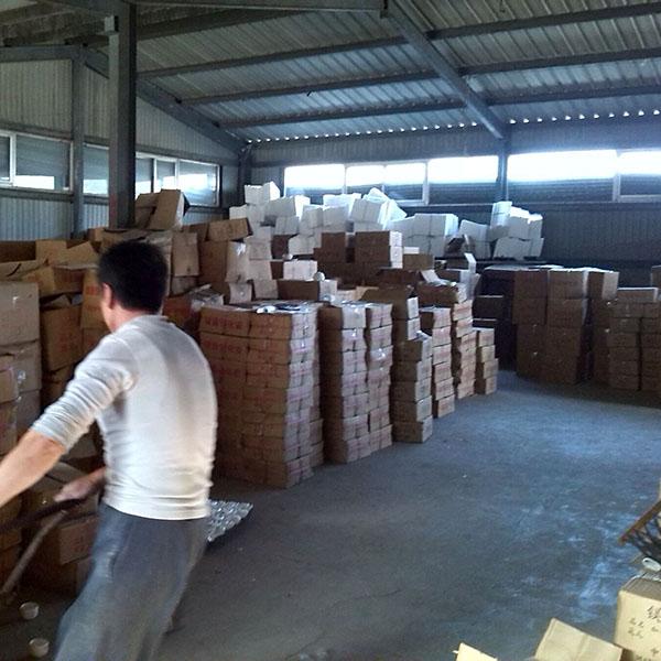 生产车间-消毒餐具生产厂家