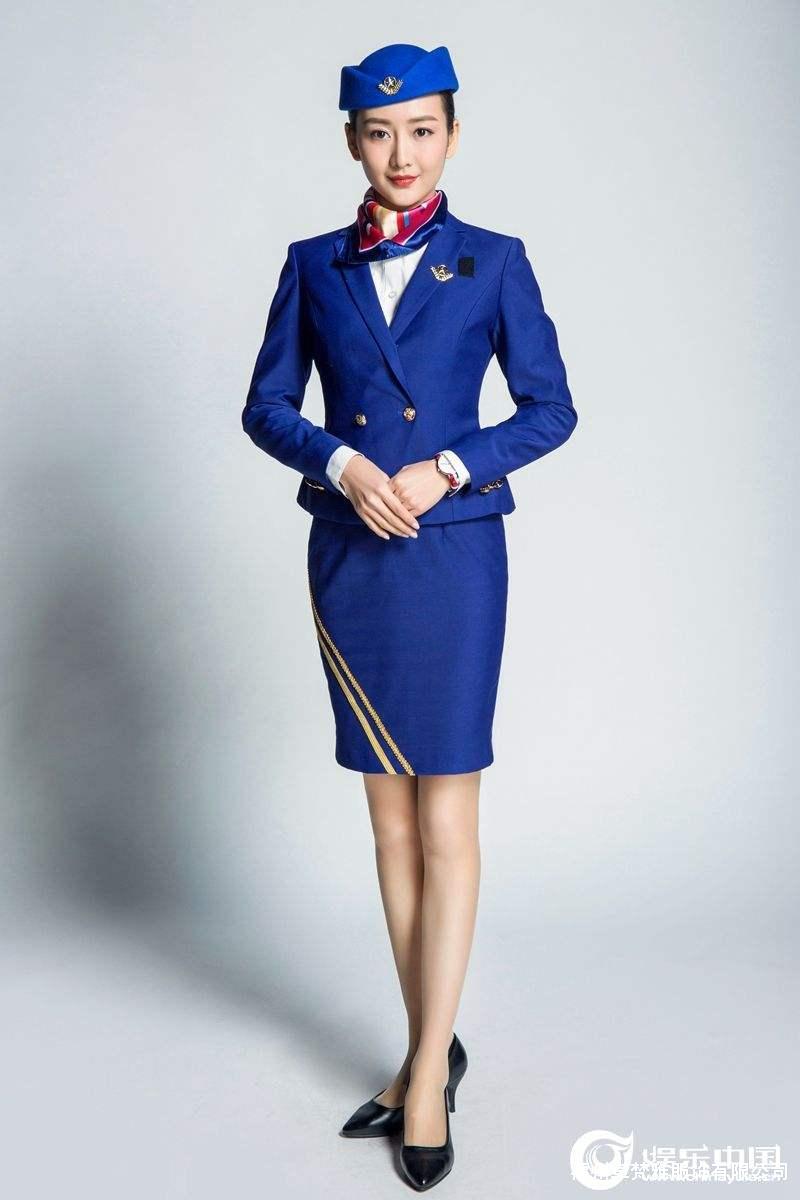 卓梵雅空姐制服