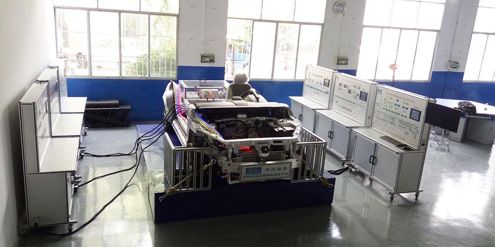 新能源纯电动交互式理实一体化实训室