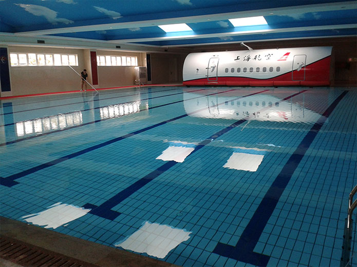 泳池水循环最常用的三种循环方式